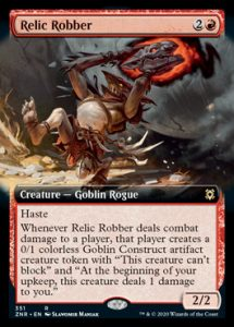 Relic Robber full.art