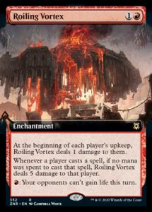 Roiling Vortex Full-art