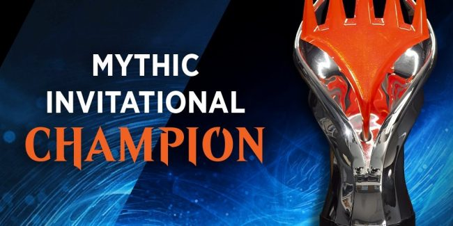 Mythic invitational finals