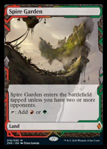 Spire Garden Expedition