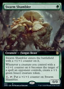 Swarm Shambler Full-art