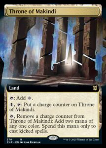 Throne of Makindi Full-art
