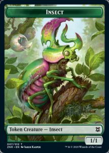 171 Insect Token