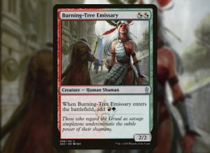 Burning-Tree Emissary, miglior drop a 2 di Historic Arena