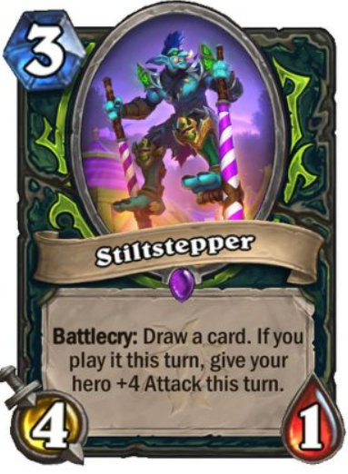 hearthstone stiltstepper