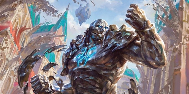 Karn the Great Creator, planeswalker di War of the Spark
