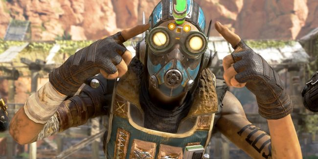 giocatori apex legends