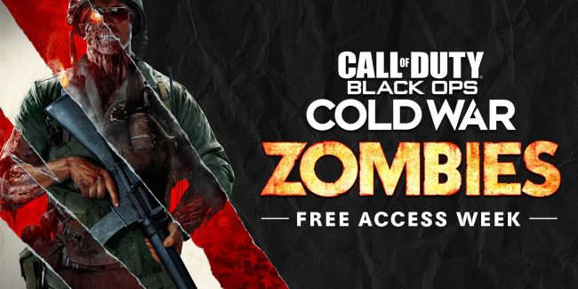 zombie call of duty