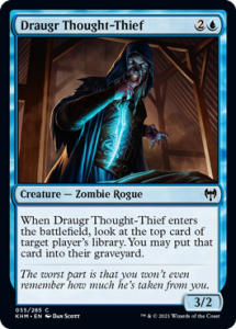 Draugr Thought-Thief