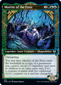 Moritte of the Frost Showcase