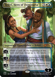 Teferi Secret Lair