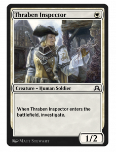 Thraben Inspector in Bant Company