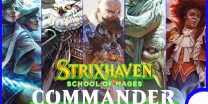 Commander 2021 Strixhaven