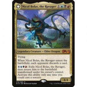 Nicol Bolas in Tainted Pact Combo