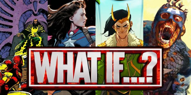 marvel what if