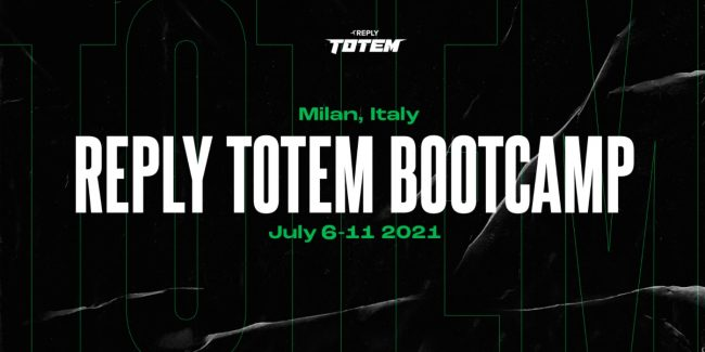 reply totem bootcamp