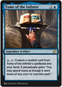 Tome of the Infinite