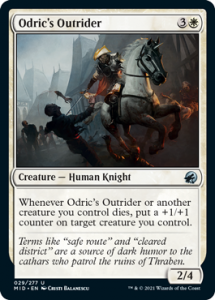Odric's Outrider