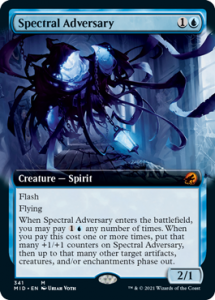 Spectral Adversary